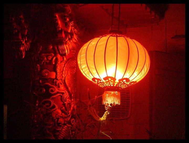 china-Lampe